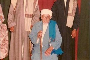 Habib Ahmad Mashhur al Haddad