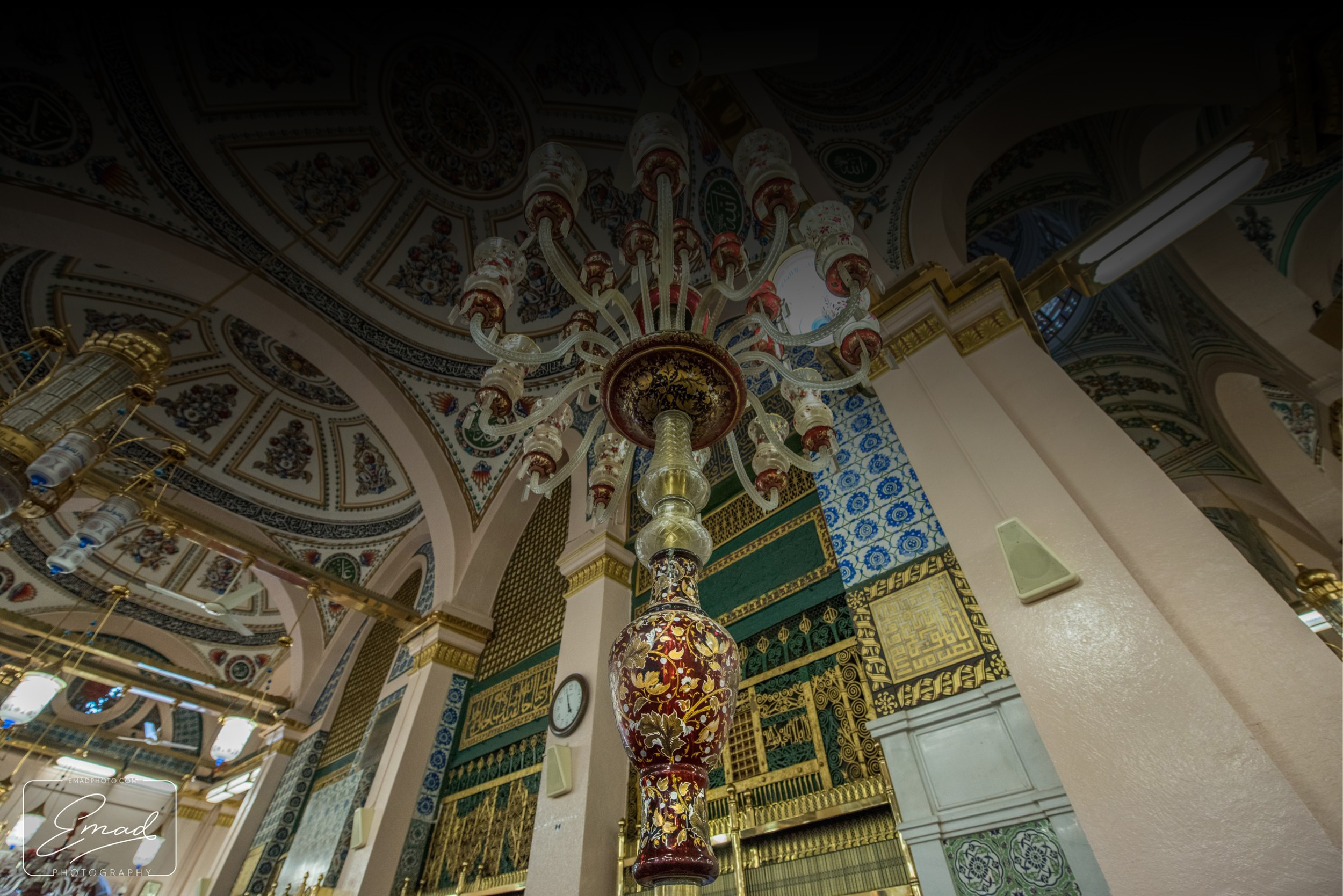 The Pillars of Masjid al-Nabawi ﷺ