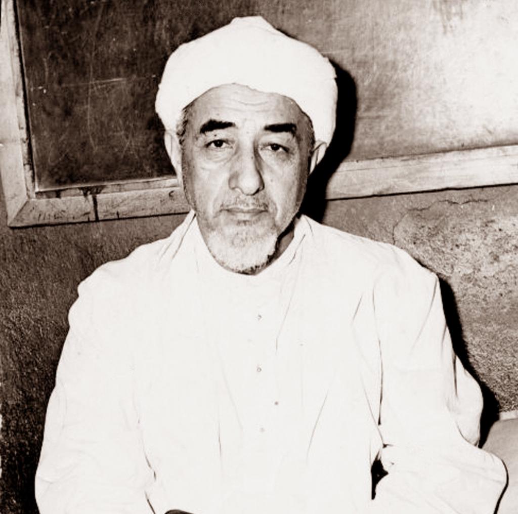 Habib Ahmad Mashhur al Haddad radiAllahu anhu