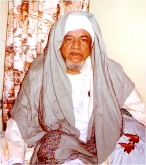 Habib Abdul Qadir al Saqqaf radiAllahu anhu