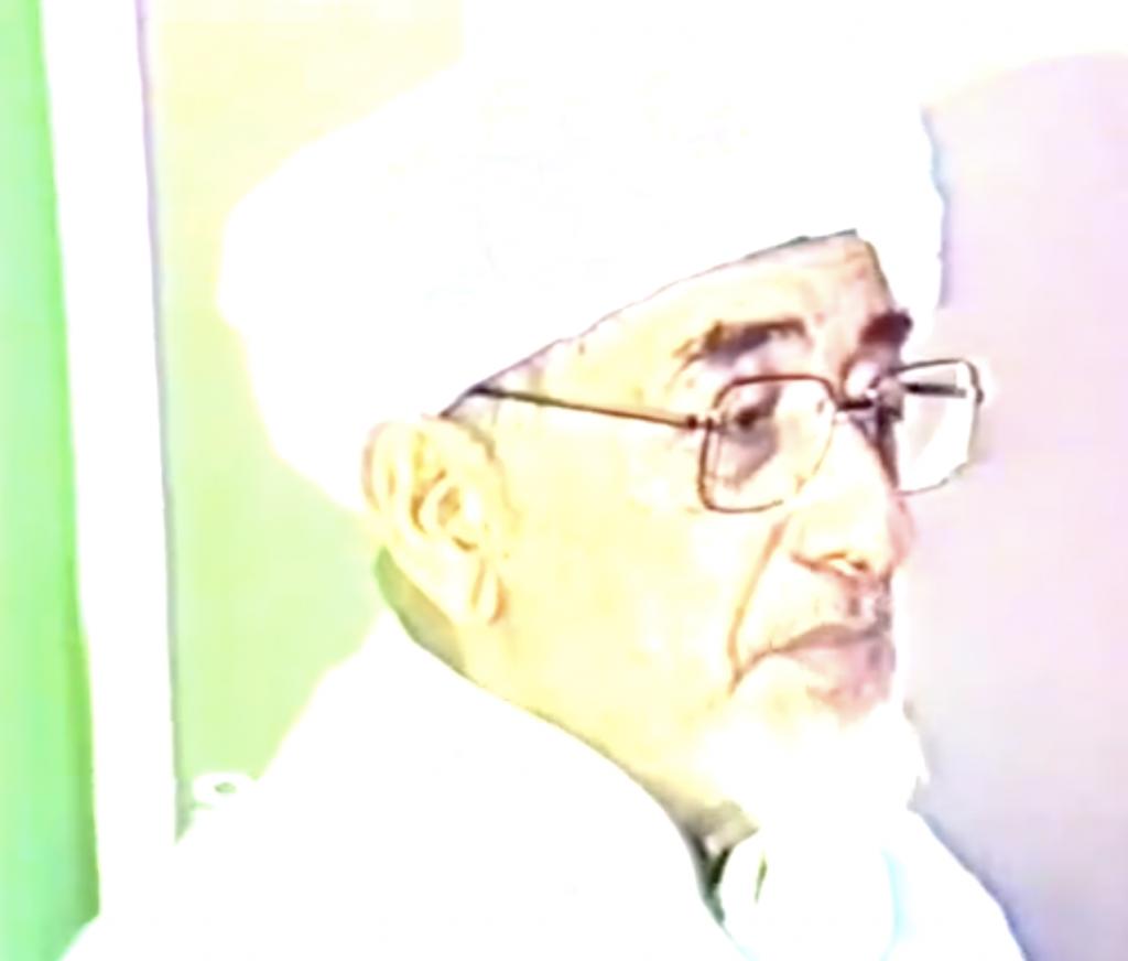 Habib Ahmad Mashhur -1